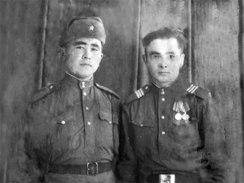 Личный повар генерала Жукова