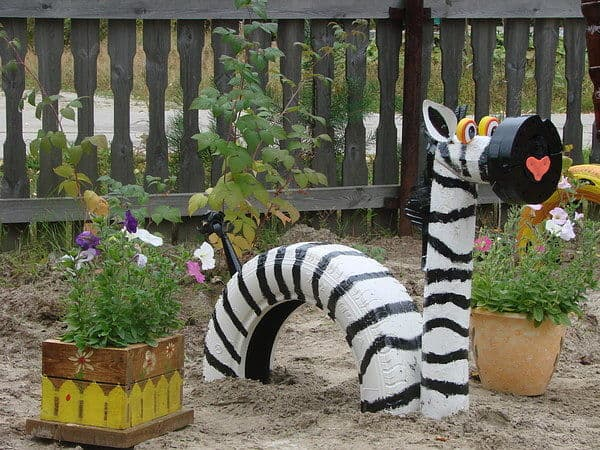 Что можно сделать в саду