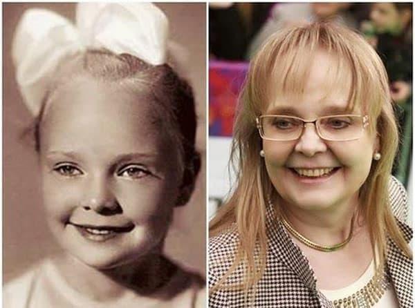 Легендарные советские актрисы в детстве и в возрасте   фото