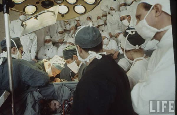 Советская медицина в 70-х годах