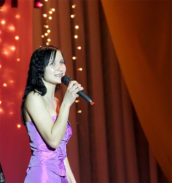 В селе Мишкино прошел районный конкурс «Мисс Мишкино — 2014»