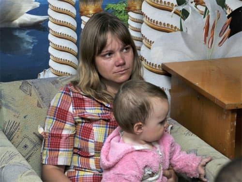 В России, на данный момент, нашли приют 19 тысяч беженцев из Украины