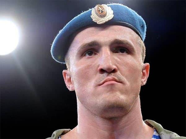 Боксер Денис Лебедев попал в ДТП