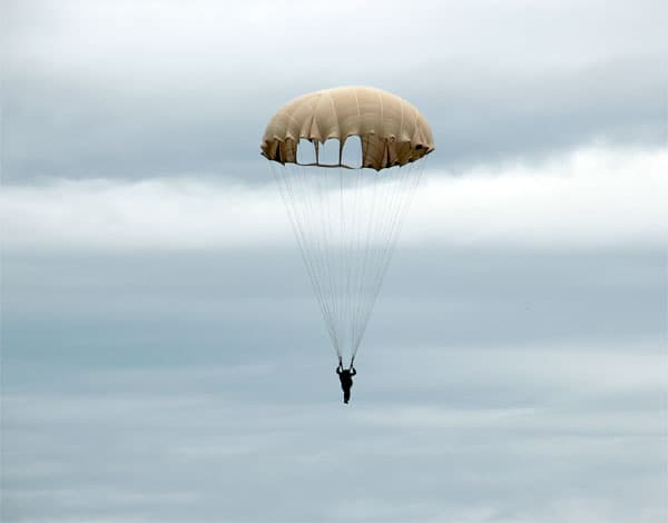 фото прыжки с парашютом
