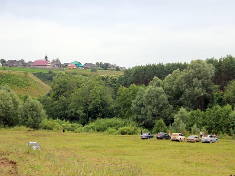 Деревня Бабаево Мишкинского района отметила свое 295-летие (+13 фото)