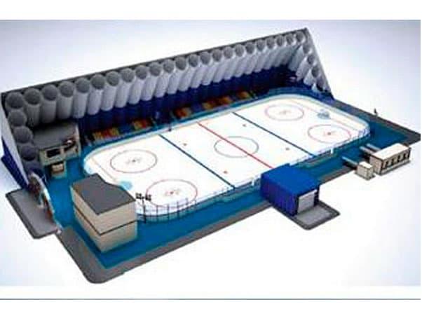 В Уфе к 2016 году появится новый ледовый комплекс