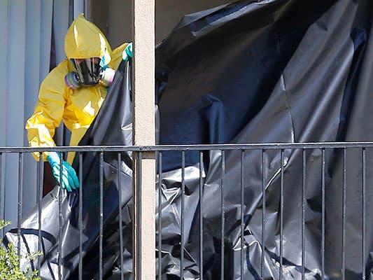Специалисты прогнозируют: вирус Эбола достигнет России 24 октября