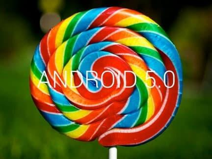 Google представила новую операционную систему Андроид: Android 5.0 Lollipop