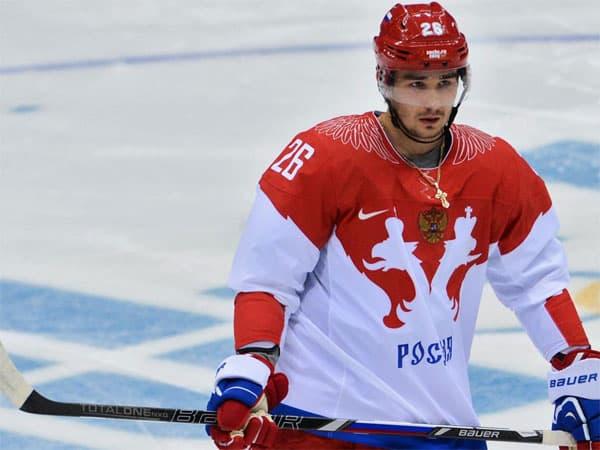 Суд по делу российского спортсмена, защитника клуба НХЛ «Лос-Анжелес Кингс» Вячеслава Войнова пройдет 1 декабря