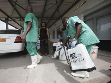 Вирус Эбола зафиксирован в Мали