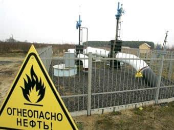 Разрыв трубопровода в Башкирии: почва загрязнена на глубину 7 см