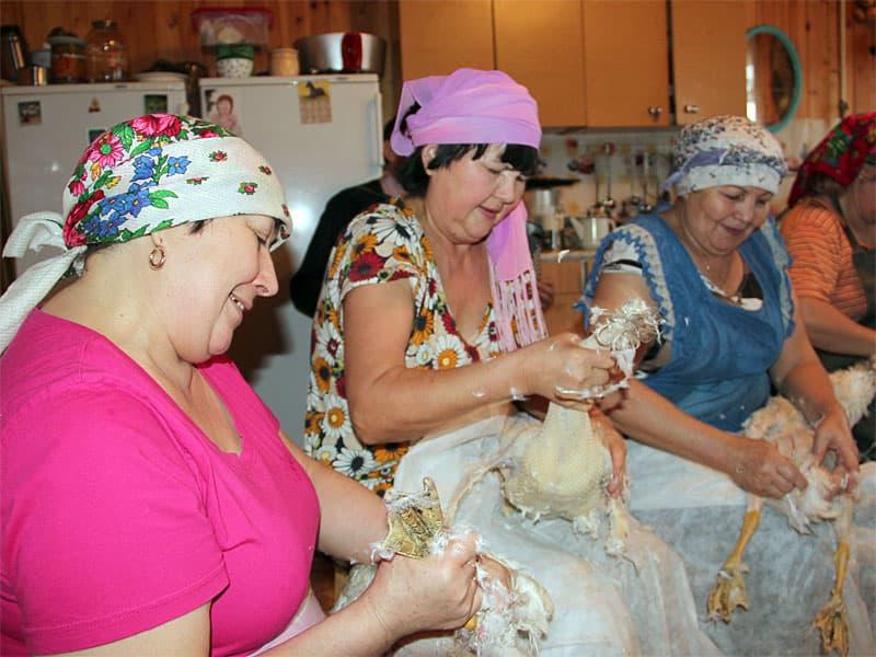 В Башкирии отметили праздник гуся (+6 фото)