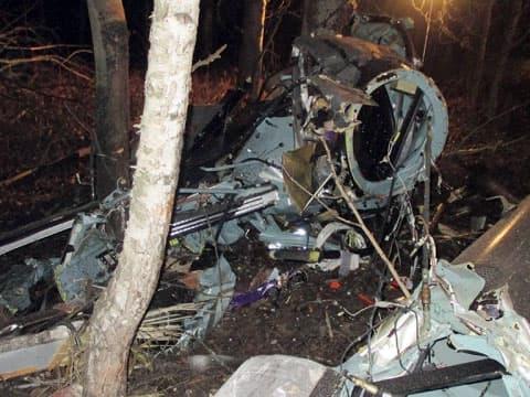 В Нижегородской области разбился вертолет: погибли 5 человек