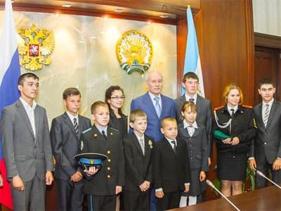 В Башкирии учреждена медаль