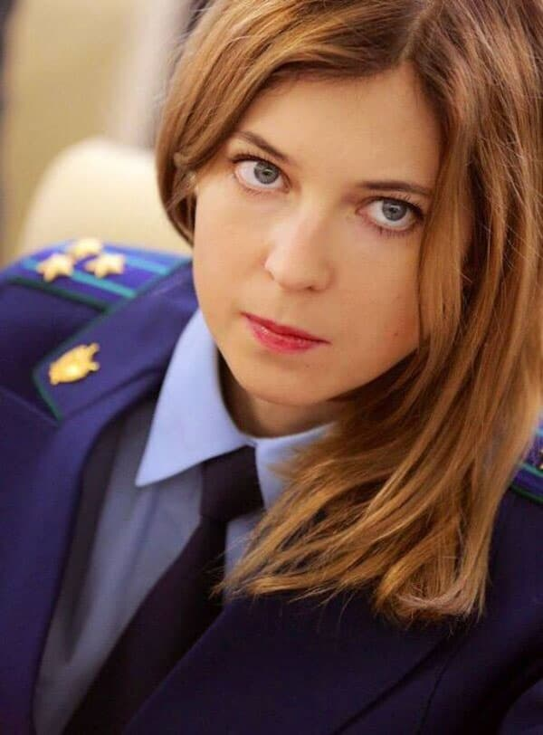 фото прокурор Наталья Поклонская