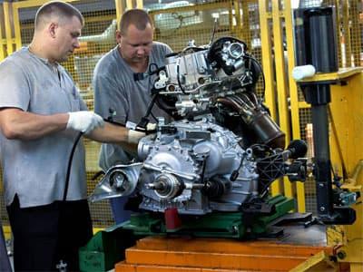 «АвтоВАЗ» анонсирует новый двигатель