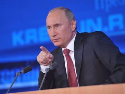 Большая пресс-конференция Владимира Путина: «Ситуация в российской экономике – не расплата за Крым»