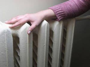 В Башкирии жильцы дома три недели жили без центрального отопления