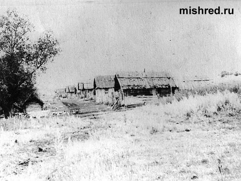 Деревня Марий Олык Мишкинского района