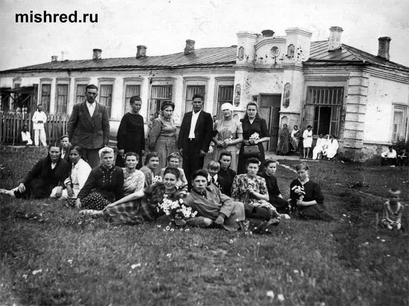 История здравоохранения Мишкинского района