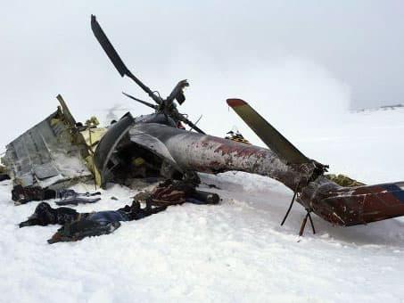 Среди погибших при крушении МИ-8 под Красноярском оказались два уфимца