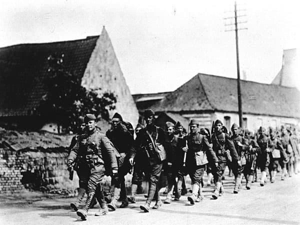 Американская оккупация 1918 года: забытые страницы истории