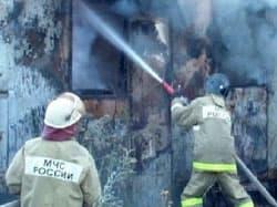 Вахтовики из Мишкинского района заживо сгорели в бытовке на севере