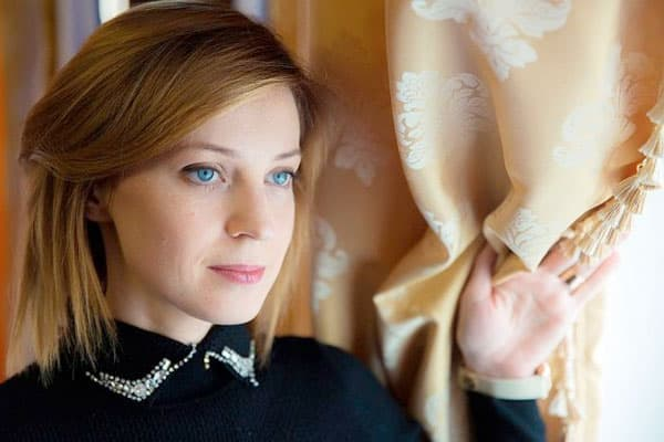 Фотографии из новой фотосессии Натальи Поклонской