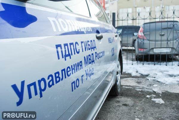 ВБашкортостане автобус с18 пассажирами слетел вкювет