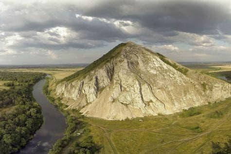 В Башкирии сняли фильм о мистических местах региона