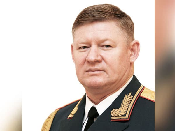 Глава специализированной операции вКрыму попал вДТП