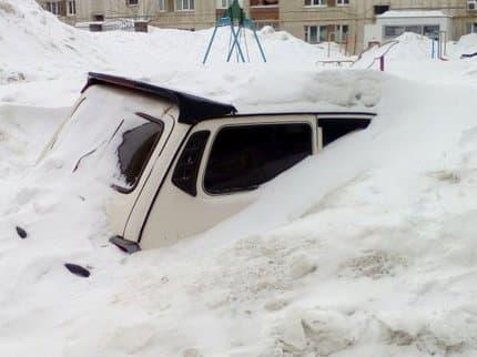 В Башкирии планируют избавляться от автохлама