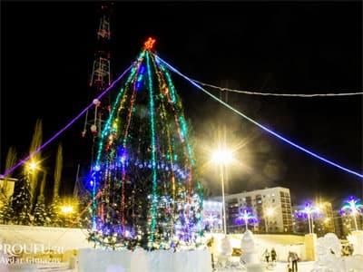 На открытие юрт Деда Мороза в Башкирии выделят полмиллиона рублей