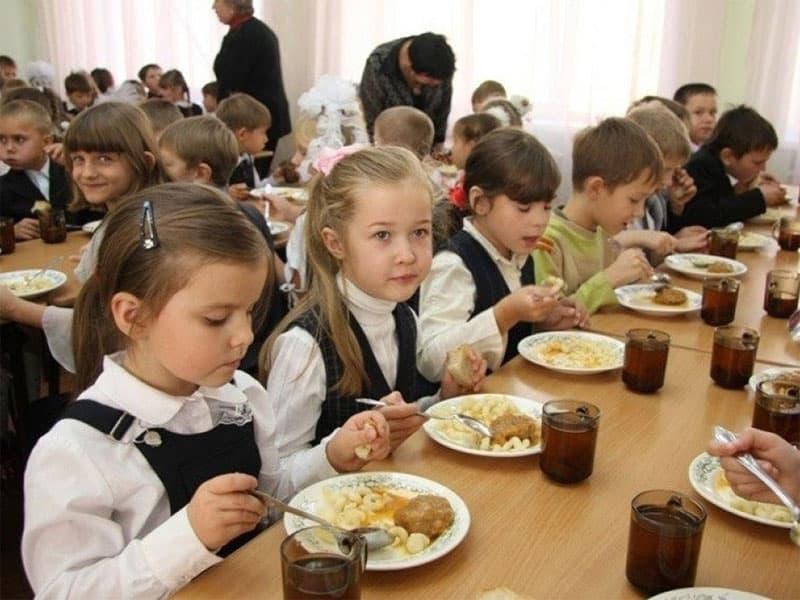 Кто из школьников Башкирии может рассчитывать на бесплатное питание