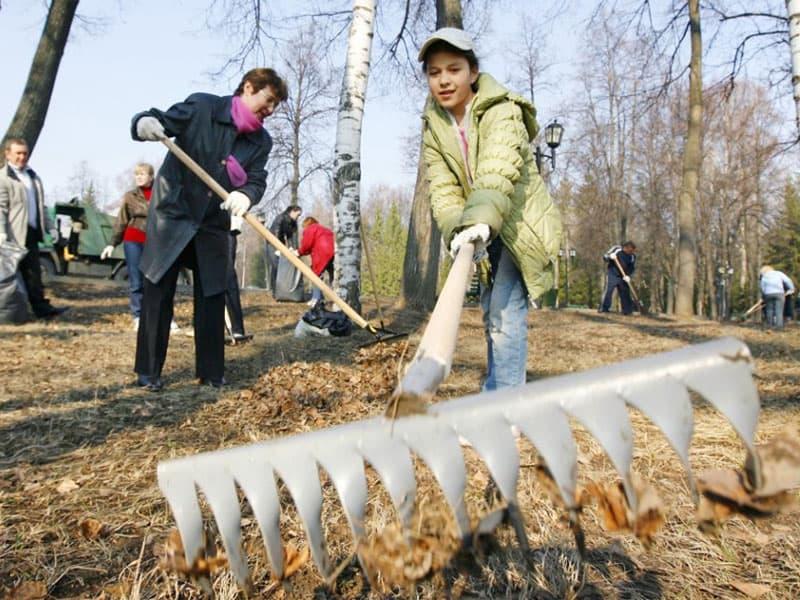 В Башкирии с 7 апреля стартуют экологические субботники