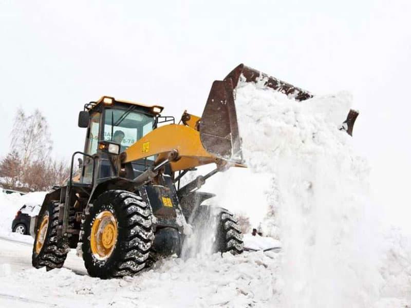 В Башкирии чиновников наказали за некачественную уборку снега и мусора