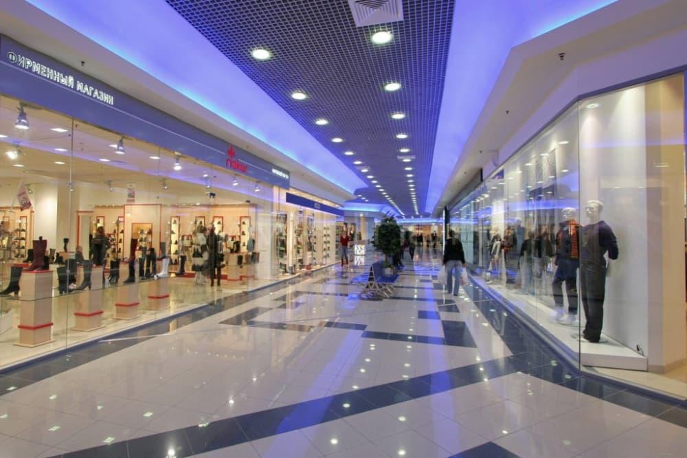 В Башкирии начались массовые эвакуации из торговых центров
