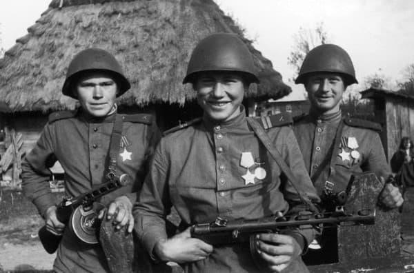 Что шокировало фашистских немцев в привычках русских солдат
