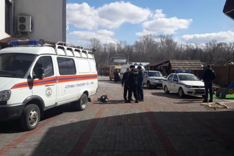 В уфимском ресторане «Пристань» погибли пять человек