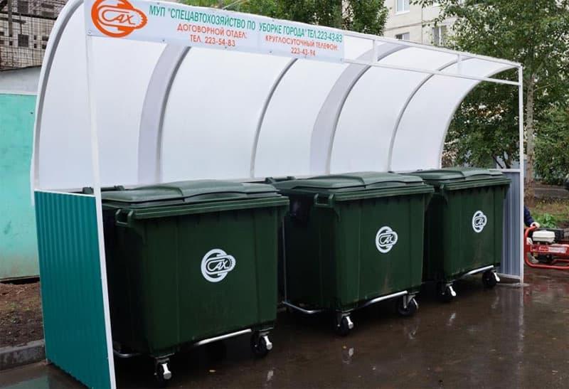 В Башкирии мусор будут собирать по-новому