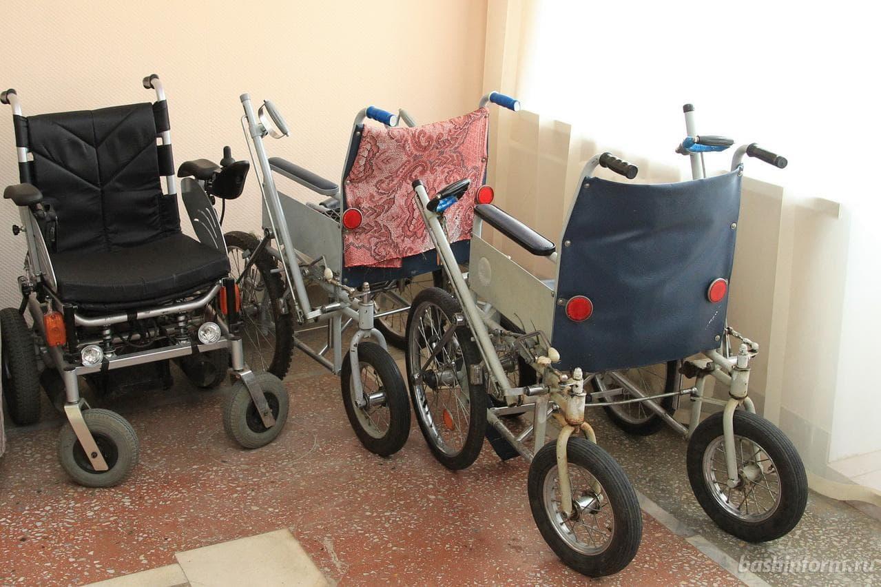 В Туймазах родители детей с ДЦП открыли спортивно-оздоровительный кабинет