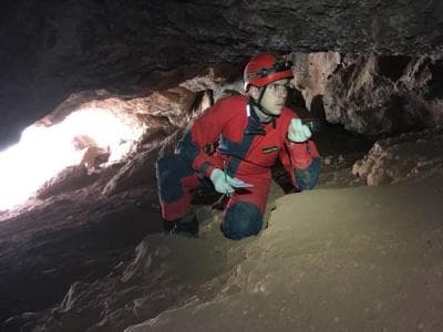 Спелеологи из Башкирии исследовали подводные пещеры Азии