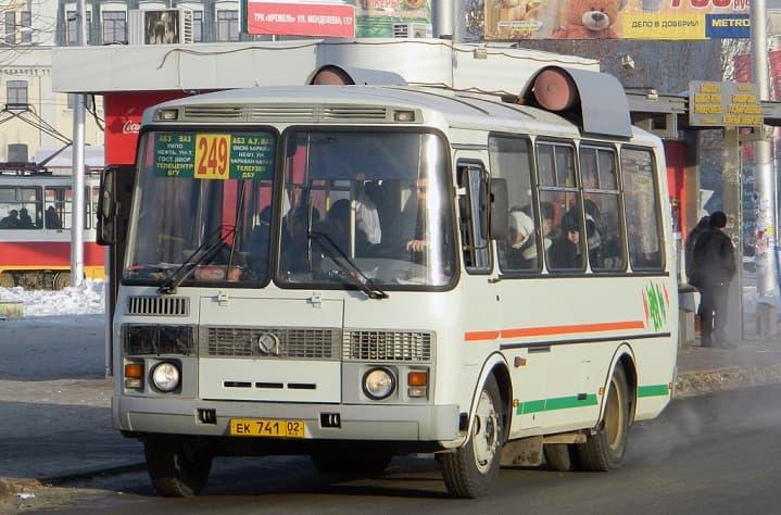 В Башкирии водители маршруток с радостью работали бы легальными перевозчиками, но возможности такой нет