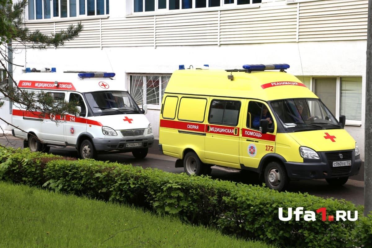 В Абзелиловском районе  девочка угодила в больницу из-за оценки по ОГЭ