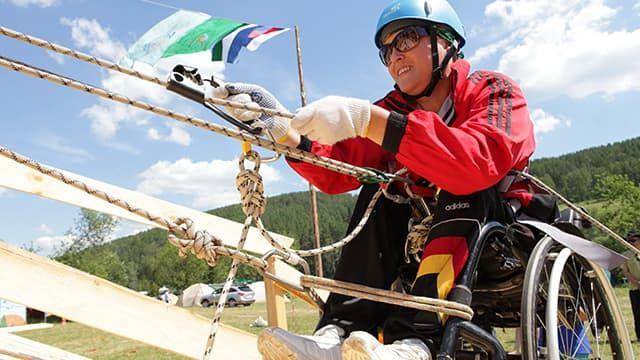 В июле в Башкирии пройдет фестиваль по спортивному туризму среди инвалидов
