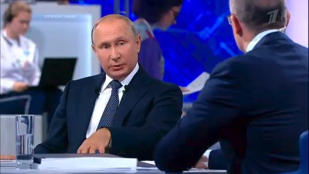 Владимир Путин заступился за многодетную мать из Томска