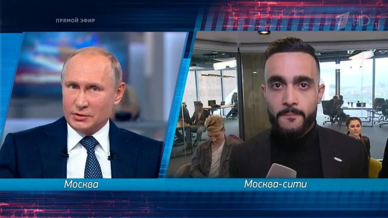 Владимир Путин рассказал о блокировке Instagram и YouTube в России