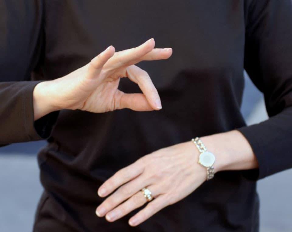 Школьник из Уфы изобрел мессенджер для глухонемых