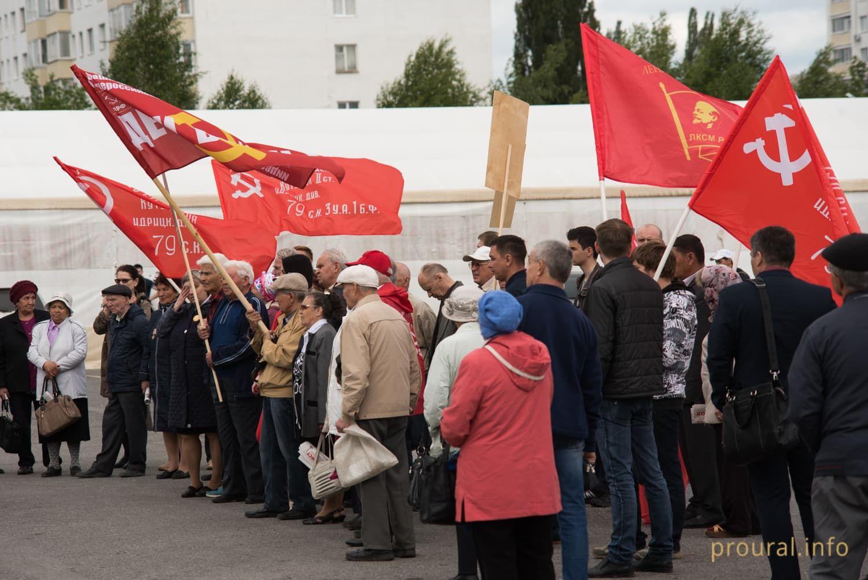 «Хватит издеваться над народом»: Башкирия против повышения пенсионного возраста