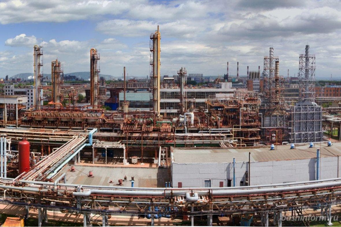 В Стерлитамаке в результате обрушения строительного объекта погиб рабочий